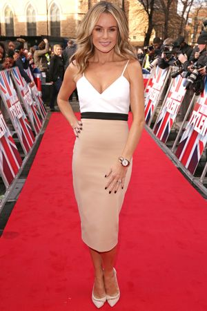 'Britain's Got Talent' TV show auditions, London, Britain - 11 Feb 2014 Amanda Holden