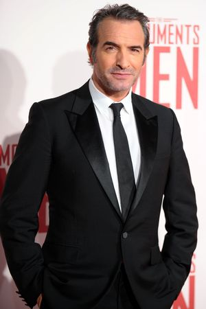 'The Monuments Men' film premiere, London, Britain - 11 Feb 2014 Jean Dujardin