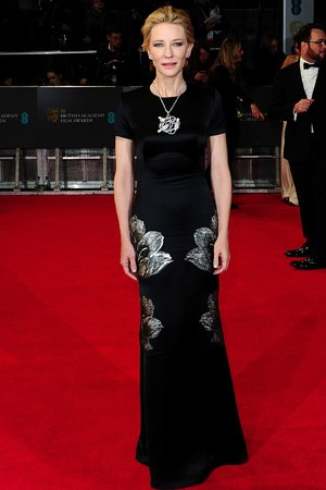 Cate Blanchett , BAFTA 2014, Red Carpet