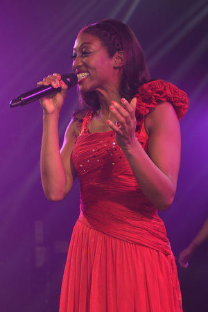 Beverley Knight in concert at G-A-Y,