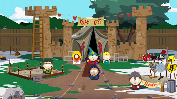 South Park: The Stick of Truth is a humorous take on the world of RPGs