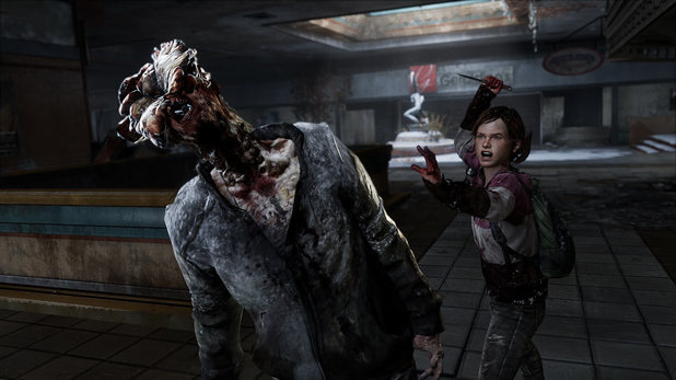 The Last of Us: Left Behind is a prequel set before the main game featuring Ellie