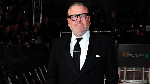 Ray Winstone, BAFTA 2014, Red Carpet