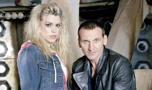 Doctor Who - Christopher Eccleston and Billie Piper