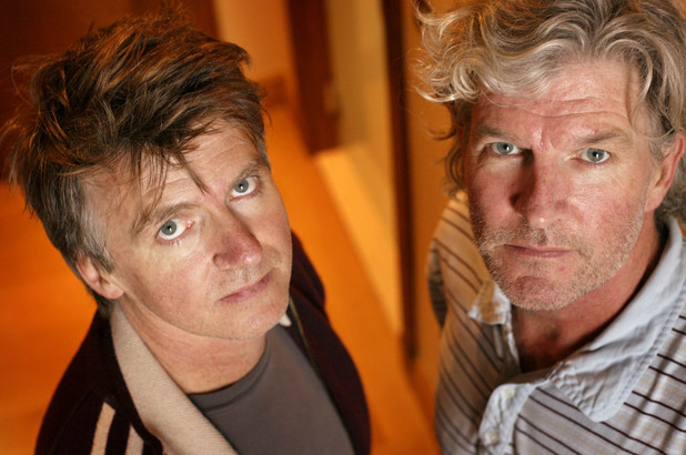 Neil Finn and Tim Finn