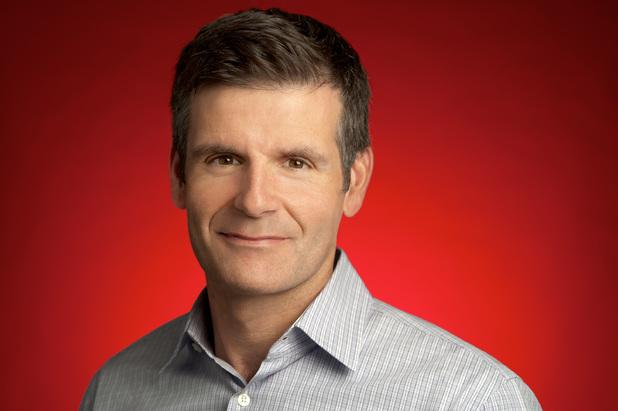 Outgoing Motorola CEO Dennis Woodside