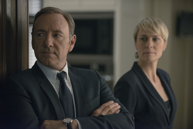 House of Cards: Season 2 production stills