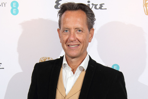Richard E Grant attends the EE and Esquire BAFTA party at The Savoy Hotel