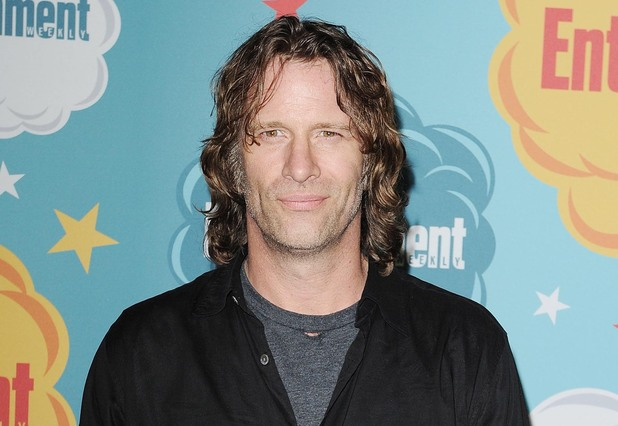 Thomas Jane at the Entertainment Weekly party at Comic-Con, San Diego