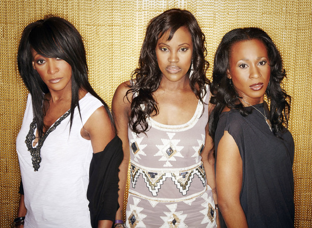 Eternal pose together for The Big Reunion