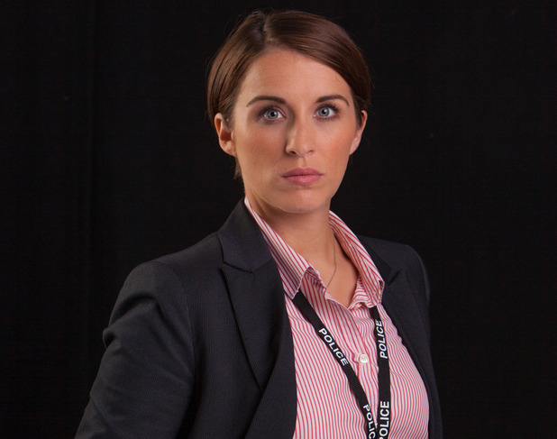 Vicky McClure as Detective Constable Kate Fleming in Line of Duty