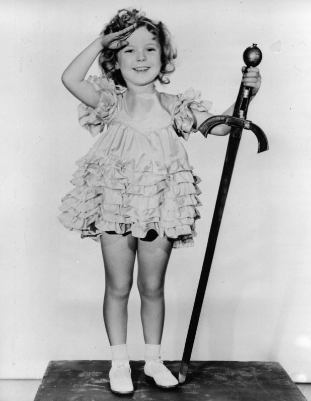 Shirley Temple: Career In Pictures