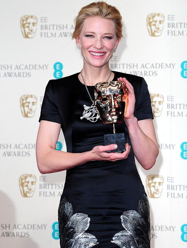 BAFTAS 2014: Winners