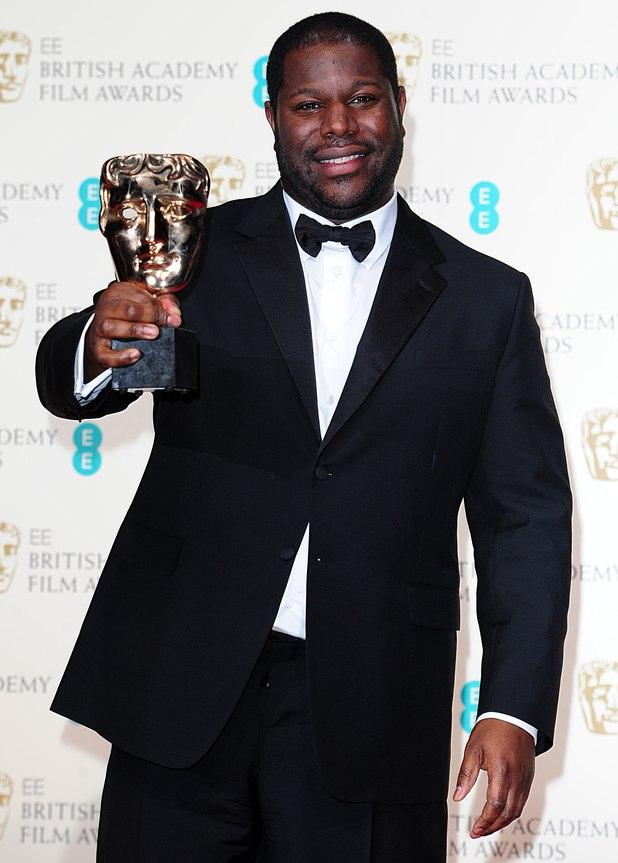 steve mcqueen, BAFTAs 2014,