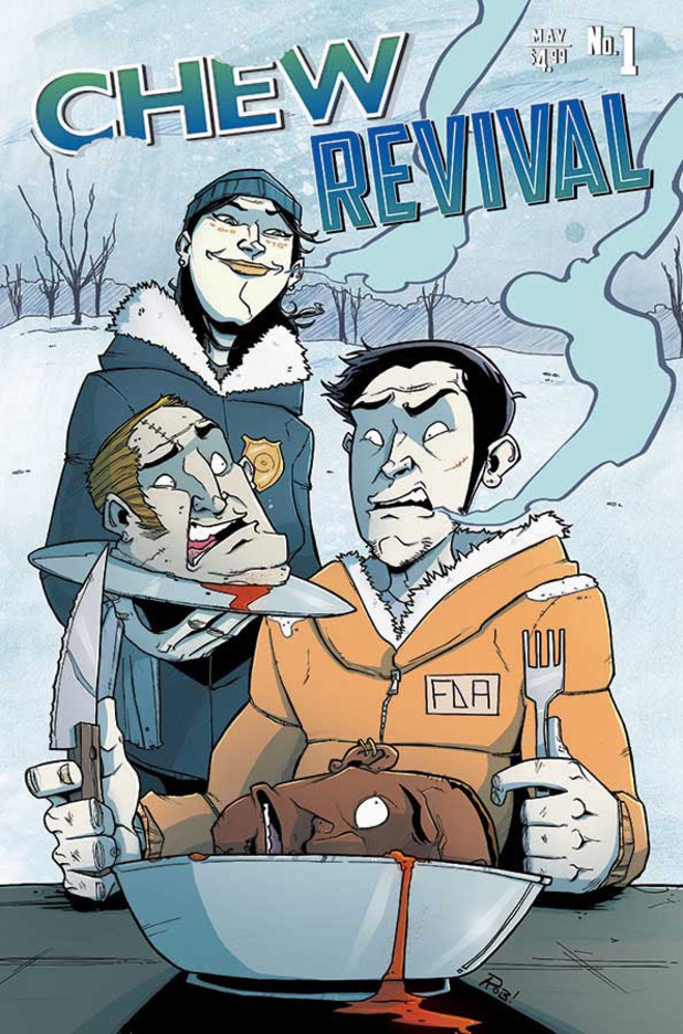 Chew/Revival #1