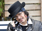 Adam Ant 'lucky' over mental health