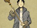 Gene Luen Yang and Sonny Liew's First Second for monthly serialisation.