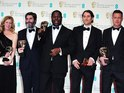 12 Years a Slave triumphs in top category at British Academy Film Awards.