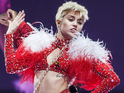 Wayne Coyne and Steven Drozd join the singer for her Bangerz tour.