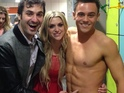 Anna Williamson goes behind the scenes as Tom Daley's Splash comes to a close.