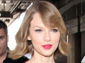 "Taylor Swift tweets ""short hair, don't care"" as she cuts off her trademark curls."