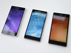 Sony teases trio of new devices at IFA: Two phones and a tablet on the way