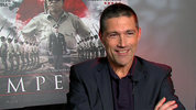 Matthew Fox talks about working with screen icon Tommy Lee Jones in their World War II drama 'Emperor'.