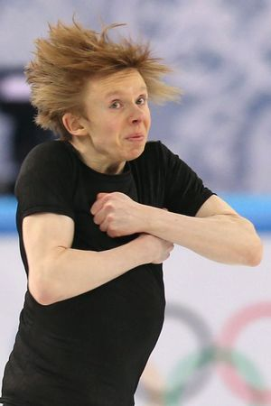 Men's Figure Skating Short Program - Kevin Reynolds of Canada