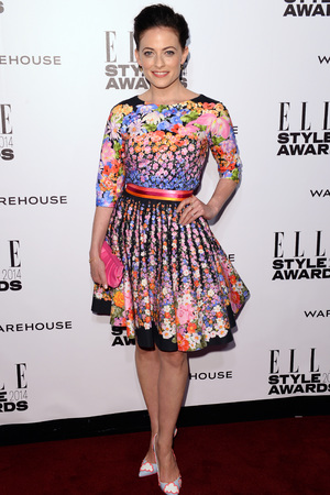 Elle Style Awards, London, Britain - 18 Feb 2014 Lara Pulver