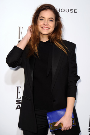 Barbara Palvin at the Elle Style Awards in London