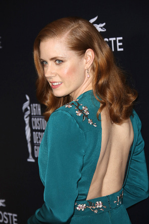 Amy Adams at the 2014 Costume Designers Guild Awards