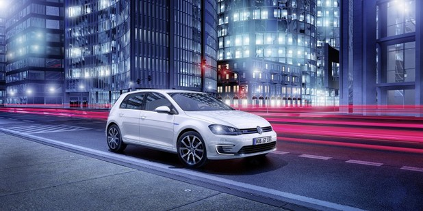 Volkswagen Golf GTE plug-in hybrid Golf GTE