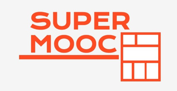 The Super MOOC logo