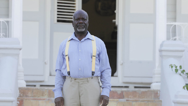Joseph Marcell in Death In Paradise