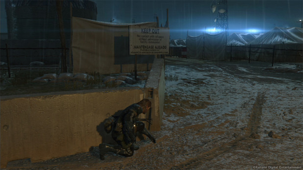 Metal Gear Solid 5: Ground Zeroes on PS3