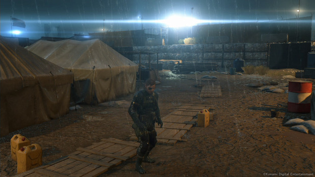 Metal Gear Solid 5: Ground Zeroes on Xbox One