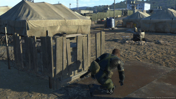 Metal Gear Solid: Ground Zeroes screenshots