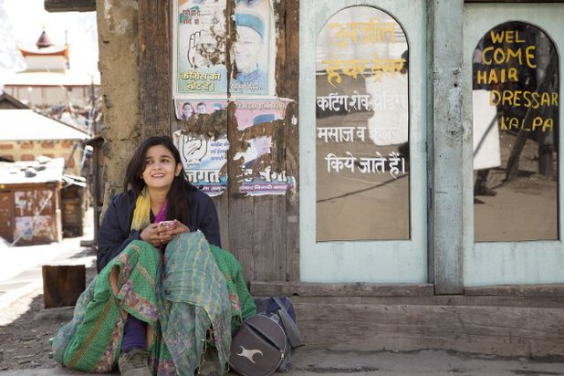 Still of Alia Bhatt in Highway