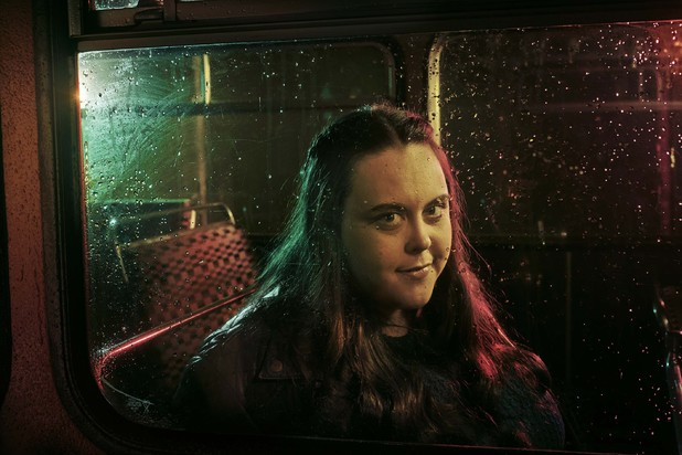 Sharon Rooney as Rae in My Mad Fat Diary