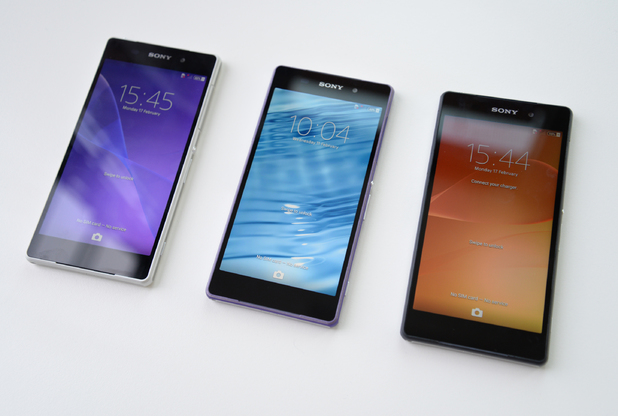 Sony Xperia Z2 phone