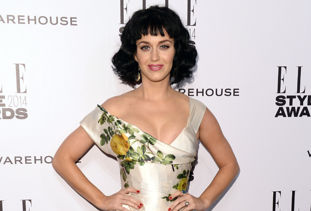 Elle Style Awards, London, Britain - 18 Feb 2014 Katy Perry