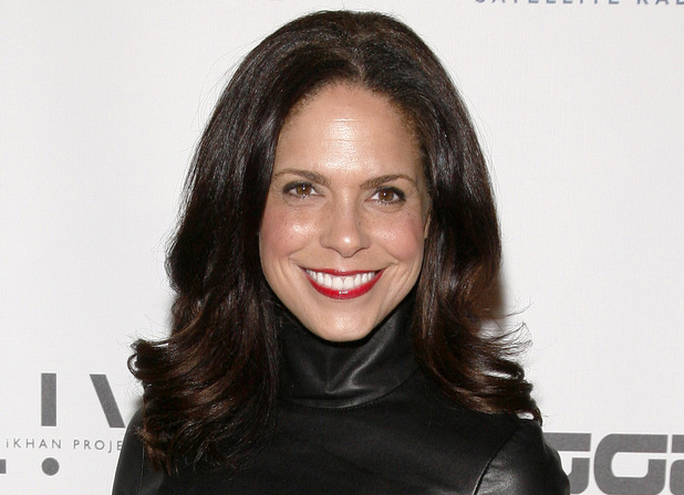 Journalist Soledad O'Brien