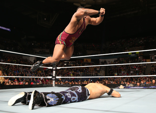 WWE's Big E
