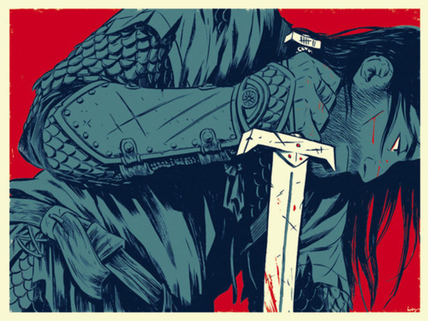 Becky Cloonan's By Chance or Providence