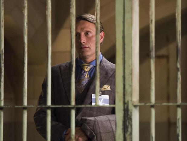 Mads Mikkelsen in Hannibal Season 2 Episode 1: 'Kaiseki'