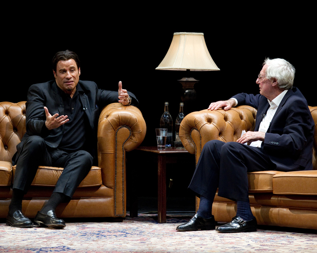 A Conversation with John Travolta - with Barry Norman