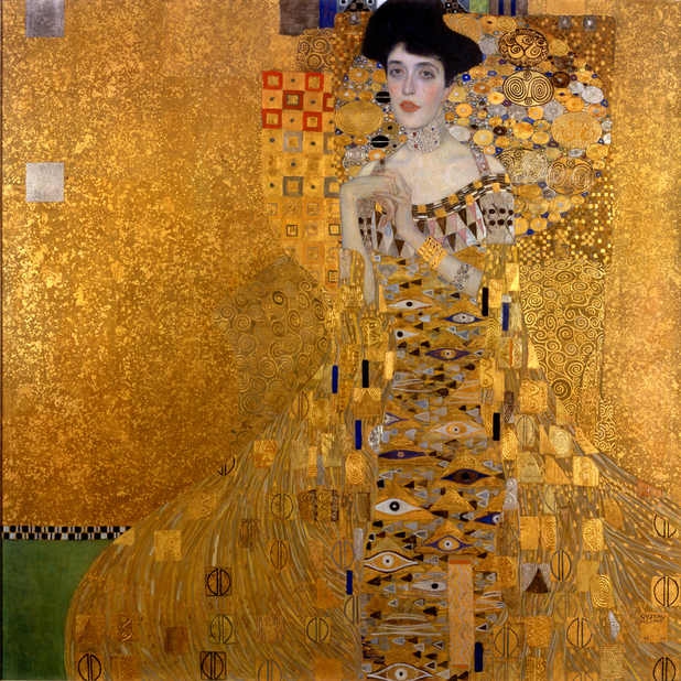 Gustav Klimt's The Lady in Gold
