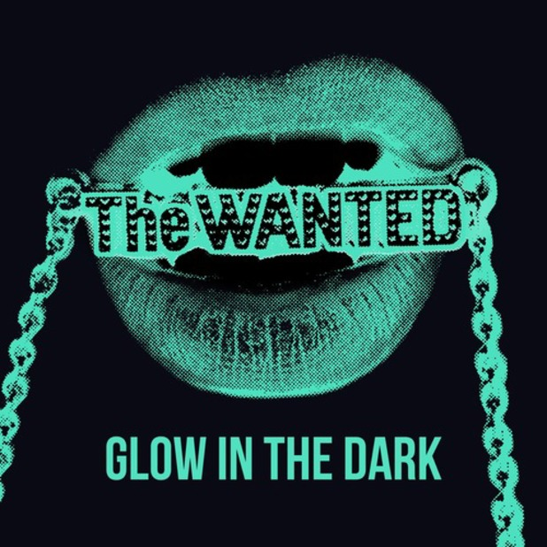 The Wanted 'Glow in the Dark' artwork