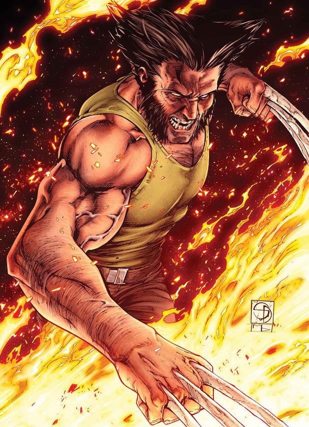 DAMTOYS 1/6 MindGame - The Gobi Squad - Black Eight - Frank Chambers (ZP001) Comics-savage-wolverine-18