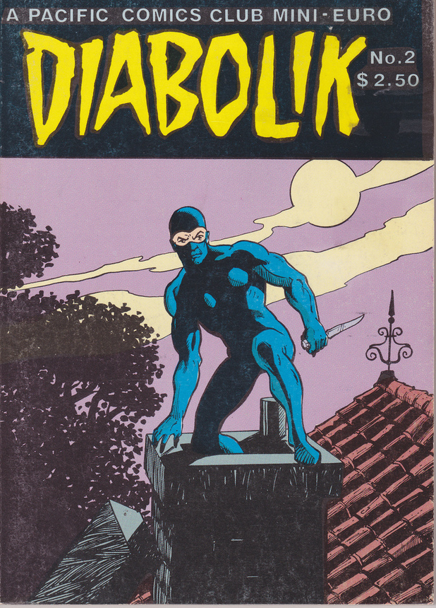 Angela and Luciana Guissani's Diabolik